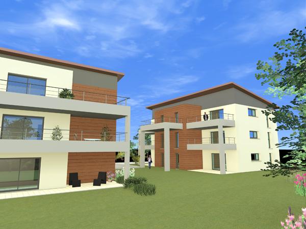 Euror sidences promoteur immobilier situ sierentz for Constructeur maison wittenheim